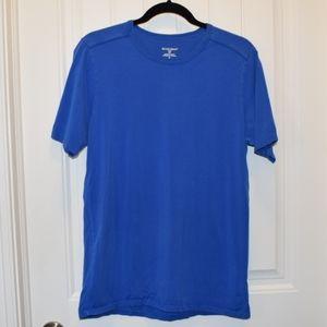 Rough Dress Men's Blue Short Sleeve T-Shirt Small